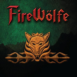 "Firewolfe - ""Firewolfe"" CD cover image - Click to read review"
