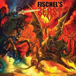 "Fischel's Beast - ""Commencement"" CD cover image - Click to read review"