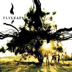 "Flyleaf - ""Flyleaf"" CD/EP cover image - Click to read review"