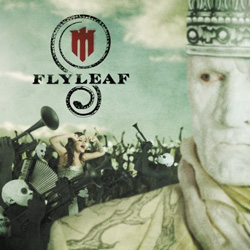 "Flyleaf - ""Memento Mori"" CD cover image - Click to read review"