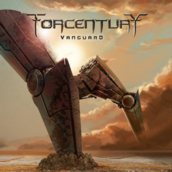 "Forcentury - ""Vanguard"" CD cover image"