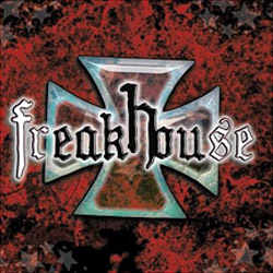 "Freakhouse - ""Freakhouse"" CD cover image"
