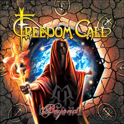 "Freedom Call - ""Beyond"" CD cover image - Click to read review"