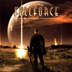 "FullForce - ""One"" CD cover image"