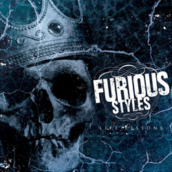 "Furious Styles - ""Life Lessons"" CD cover image"