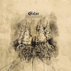 "Galar - ""Til Alle Heimsens Endar"" CD cover image - Click to read review"