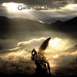 "Gates of Winter - ""Lux Aeterna"" CD cover image"