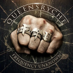 "Geoff Tate's Queensryche - ""Frequency Unknown"" CD cover image"