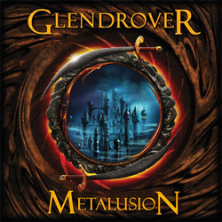 "Glen Drover - ""Metalusion"" CD cover image"