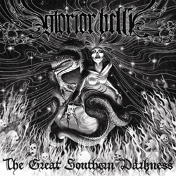 "Glorior Belli - ""The Great Southern Darkness"" CD cover image"