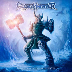 "Gloryhammer - ""Tales From The Kingdom Of Fife"" CD cover image - Click to read review"