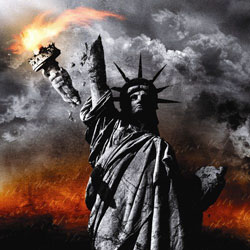"God Forbid - ""IV: Constitution of Treason"" CD cover image - Click to read review"