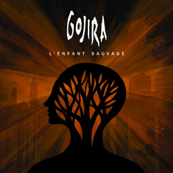 "Gojira - ""L'Enfant Sauvage"" CD cover image"