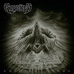 "Gorguts - ""Colored Sands"" CD cover image - Click to read review"