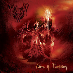 "Gothmog - ""Aeons of Deception"" CD cover image - Click to read review"