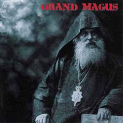 "Grand Magus - ""Grand Magus (reissue)"" CD cover image - Click to read review"