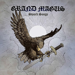 "Grand Magus - ""Sword Songs"" CD cover image - Click to read review"