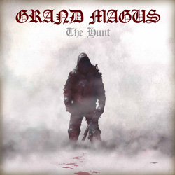 "Grand Magus - ""The Hunt"" CD cover image - Click to read review"