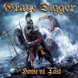 "Grave Digger - ""Home At Last"" CD/EP cover image"
