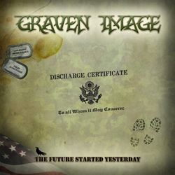 "Graven Image - ""The Future Started Yesterday"" CD cover image"