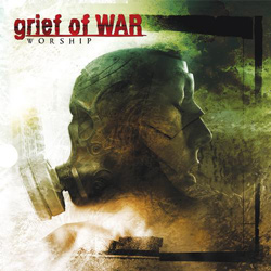 "Grief of War - ""Worship"" CD cover image"