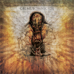 "Grimus - ""Omnicide"" CD cover image"