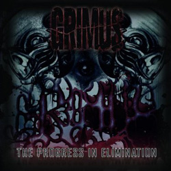 "Grimus - ""The Progress in Elimination"" CD/EP cover image"
