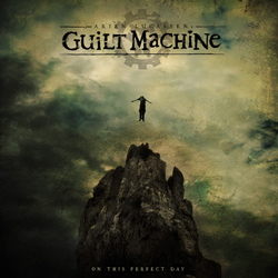 "Guilt Machine - ""On This Perfect Day"" CD cover image - Click to read review"