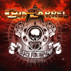 "Gun Barrel - ""Brace For Impact"" CD cover image - Click to read review"