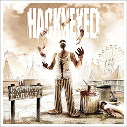 "Hackneyed - ""Carnival Cadavre"" CD cover image - Click to read review"