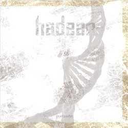"Hadean - ""Parasite"" CD cover image"