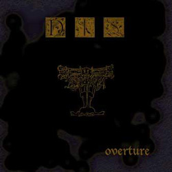 "Haeresiarchs of Dis - ""Overture"" CD cover image"