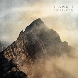 "Haken - ""The Mountain"" CD cover image"