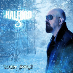 "Halford - ""Halford III - Winter Songs"" CD cover image"