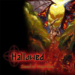 "Hallowed - ""Promo 2009"" Promo CD cover image - Click to read review"