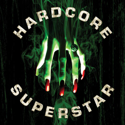 "Hardcore Superstar - ""Beg For It"" CD cover image - Click to read review"