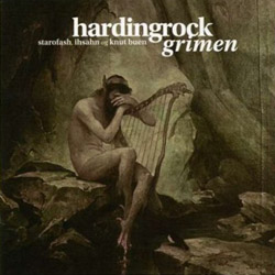 "Hardingrock - ""Grimen"" CD cover image - Click to read review"