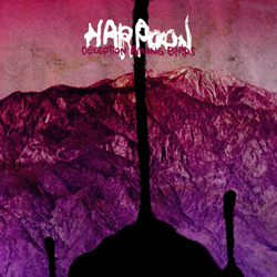 "Harpoon - ""Deception Among Birds"" CD cover image - Click to read review"