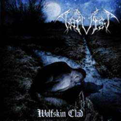 "Harvist - ""Wolfskin Clad"" CD cover image - Click to read review"