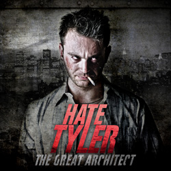 "HateTyler - ""The Great Architect"" CD cover image"