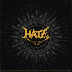 "Hate - ""Crusade:Zero"" CD cover image - Click to read review"
