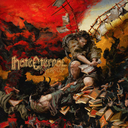 "Hate Eternal - ""Infernus"" CD cover image"