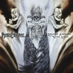 "Hate Eternal - ""Phoenix Amongst the Ashes"" CD cover image - Click to read review"
