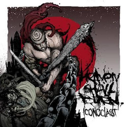 "Heaven Shall Burn - ""Iconoclast  (Part 1: The Final Resistance)"" CD cover image"