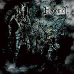 "Hegemon - ""Contemptus Mundi"" CD cover image - Click to read review"