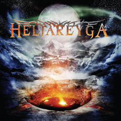 "Heljareyga - ""Heljareyga"" CD cover image - Click to read review"