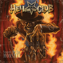 "Hell In The Club - ""Shadow Of The Monster"" CD cover image"
