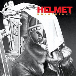 "Helmet - ""Monochrome"" CD cover image"