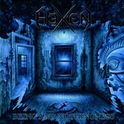 "Hexen - ""Being And Nothingness"" CD cover image"