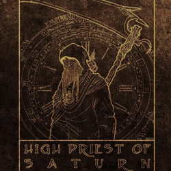 "High Priest of Saturn - ""High Priest of Saturn"" CD cover image"